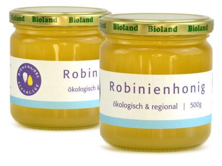 Robinienhonig vom Bienenwerk Schaalsee